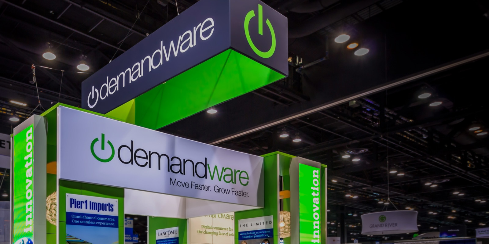 Rental Exhibit Branded Environment for Demandware